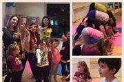 Fun Yoga session for Children