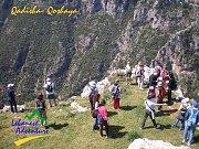 Hiking Qadisha - Qoshaya with Lebanese Adventure