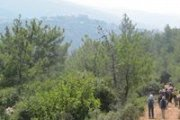 Hiking from Deir Mar Semaan (Aito) to Deir Hamatoura
