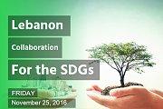Lebanon Collaboration for the SDGs
