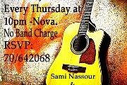 Acoustic Jam Duo: Sami Nassour & Maen Rajab Live at Nova