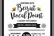Christmas with Beirut Vocal Point