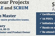 Manage your projects using Agile and Scrum - Scrum Master workshop