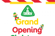 ELC Grand Opening Christmas Event