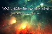 Set your Intention the Yoga Nidra Way