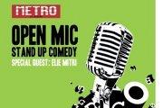 Open Mic at Metro
