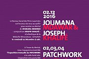 Concert Joumana Mdawar & Joseph Khalifeh & Patchwork