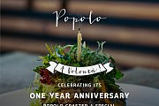 Popolo's 1-Year Anniversary