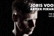JORIS VOORN at The Grand Factory