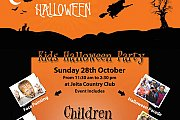 Kids Halloween Party at Jeita Country Club