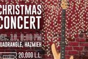 Christmas Rock Concert
