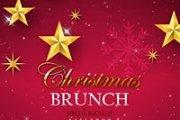 Open doors Christmas brunch