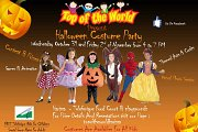 Halloween Costume Party for Children in Harissa
