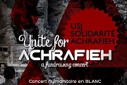 Unite For Ashrafieh - A Fundraising Concert for Sassine Explosion Victims