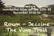 Hiking At Roum - Jezzine - Vine Trail with 961adventure