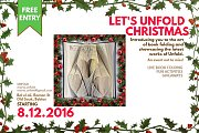 Book Folding: Let's Unfold Christmas