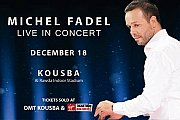 Michel Fadel Live in Kousba