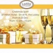 Christmas Spirit at the Hilton Beirut Habtoor
