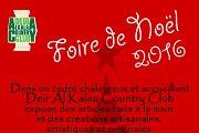 Foire de Noël 2016