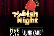 New Year's Eve 2017 - Junkyard Beirut