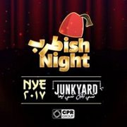 New Year's Eve 2017 - Junkyard Beirut