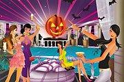 Halloween meets Amethyste Closing Party