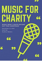 Music for Charity at Kudeta