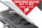 Christmas Bazaar at Aleph B