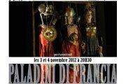 PALADINI DI FRANCIA - Spectacle de marionnettes vivantes