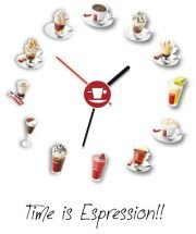 Time Is Espression, Don't Waste It!
