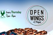 Marrouche OPEN WINGS