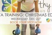 Tabata training: Christmas Edition