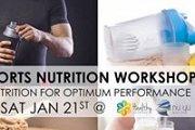 Sports Nutrition Workshop