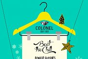 Beat The Chill - Clothes donation at Colonel Beer Brewery