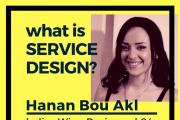 Ladies Wine & Design Beirut X Hanan Bou Akl | What is service design?
