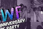 MWF 1 year anniversary HOUSE PARTY