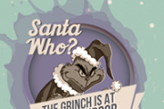 ❝ Santa Who? The Grinch is at the Backdoor ❞