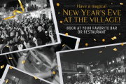 New Year's Eve at The Village Dbayeh