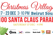 Christmas Village - Beirut Souks