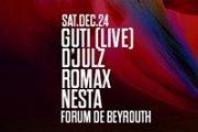 Überhaus Presents Guti (Live) and D'Julz