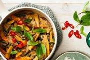 Festive Thai cuisine