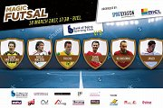 Magic Futsal 2017 - Lebanon