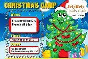Christmas Camp at JelyBely