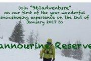 Snowshoeing - Tannourine Reserve - 961adventure