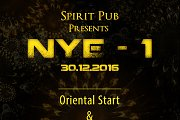New Year 3 Consecutive EVES