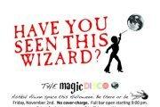 The Magic Disco - Halloween Night