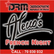 Alecco's French Night