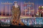 Sailing The Silk Road
