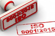 ISO 9001:2015 - Quality Management System (TÜV)