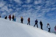Snowshoeing To Zaarour with Wild Adventures